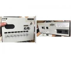 Panel Intercom, RTS DKP-8