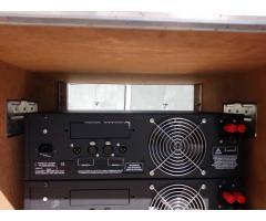 Amplificateur C AUDIO GB 402 TX
