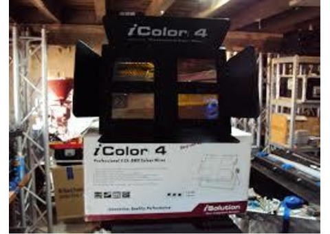 Vend i color Contest 4 x 500 watts RGBY