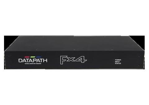 Datapath FX4 mur d'écrans résolution 4 K