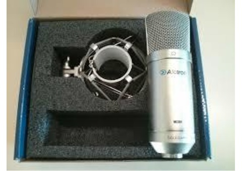 Vend micro studio Alctron C001