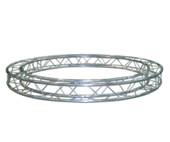 Cercle Truss 290 de 7m diamètre 4 points (carré)