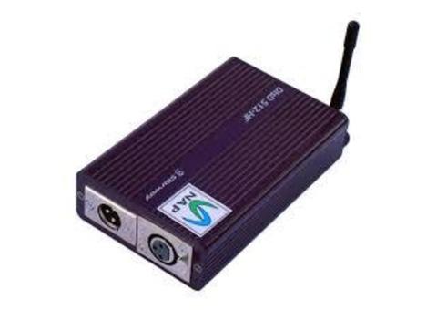 Emetteur / récepteur DMX HF