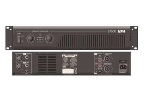 Vend ampli HPA B 600