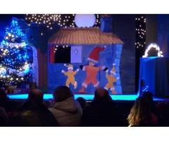 Décor spectacle pour enfant/Noël