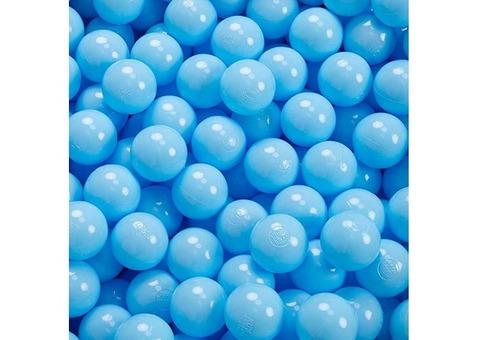 Balles de piscine à balle - bleues - x3000