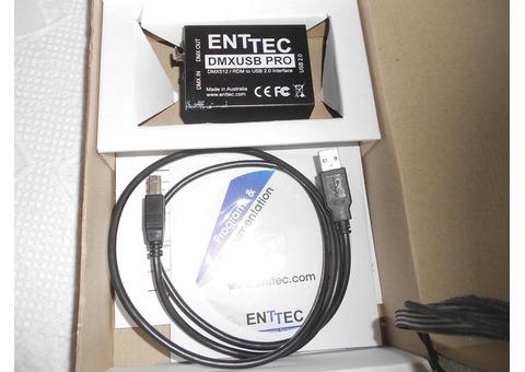 PAR LED + ENTTEC + cables