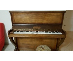 joli piano droit non accordable