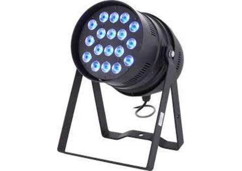 PAR LED 18 X 3 RGB