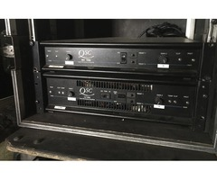 AMPLIFICATEUR QSC MX2000