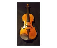 Violon moderne français P. Charton