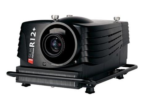 Vidéoprojecteur Barco R12+ Performer + optique 2-2,8 + flight-case + berceau intégré