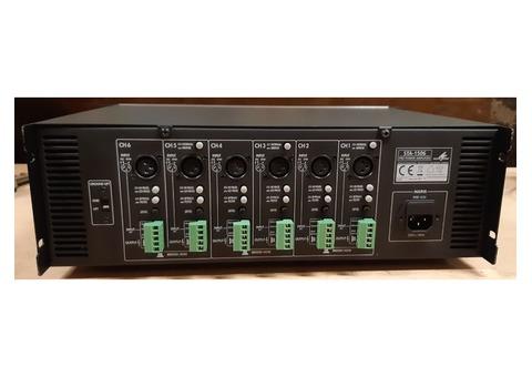 Amplificateur Monacor STA 1506