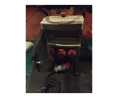 Armoire électrique 32a