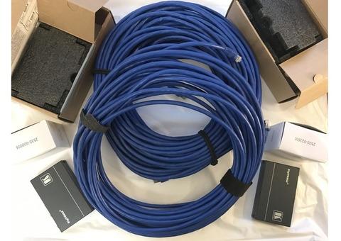 Emetteur & Récepteur vidéo HDMI-Rj45 kramer TP-580 + 43m + 26m