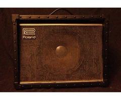 Ampli Guitare Roland JazzChorus 50