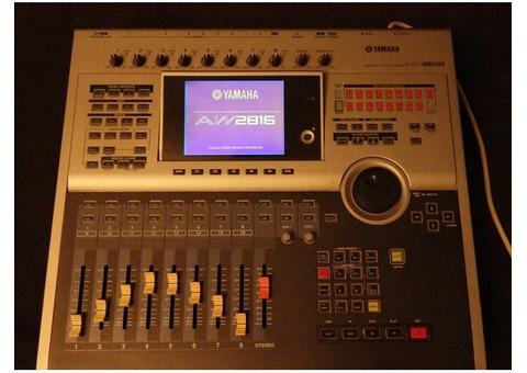 Enregistreur Multipistes/16 pistes Yamaha AW2816