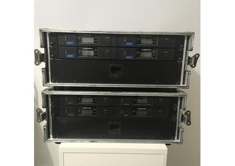 Kit HF | audio-technica série 3000b | Bande C (541.500 - 566.375)