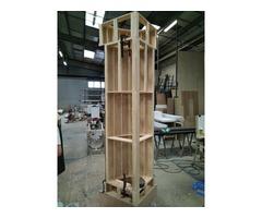 Quart de colonne MOrris de 3m de haut